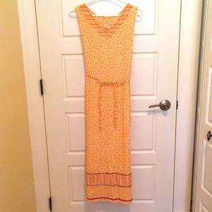 April Cornell 'cottagecore'/country sundress